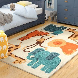 Kids Area Rugs Are A Great Way To Prep Up Your Little One S Room