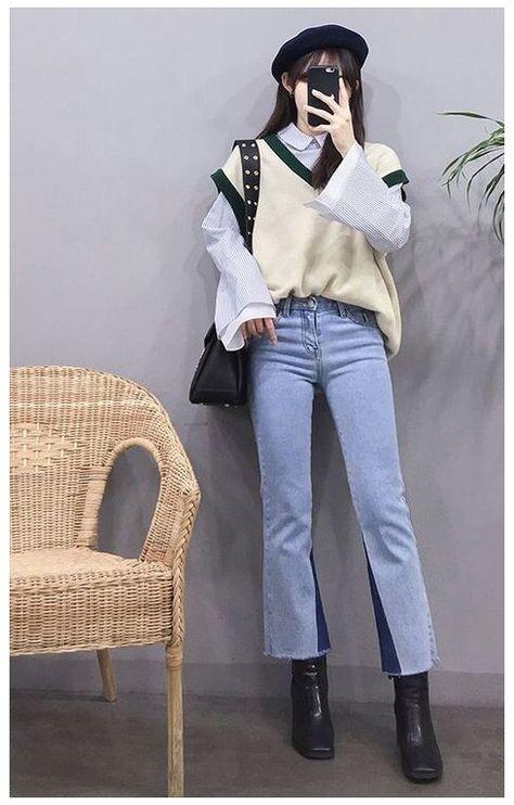 korean fashion fall