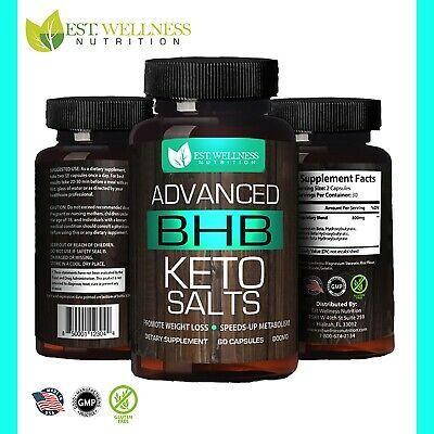 active ingredients in keto bhb