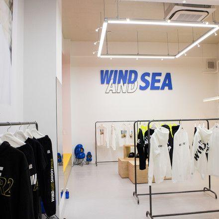 熊谷隆志による ウィンダンシー が移転リニューアルで旗艦店に刷新