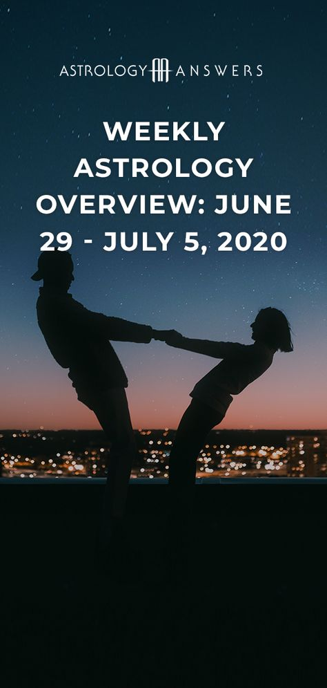 July 2020 is thick with retrograde energy! Find out how to navigate the cosmos in our latest astrology overview. #astrology #astrologyoverview #weeklyastrology #june2020 #july2020