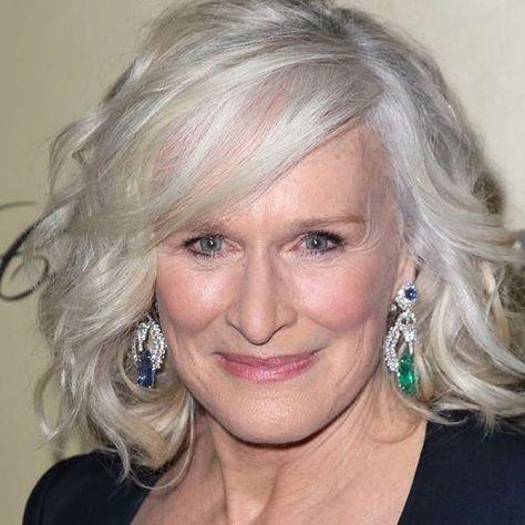List Of Pinterest Older Women Hairstyles Over 50 Shoulder Length