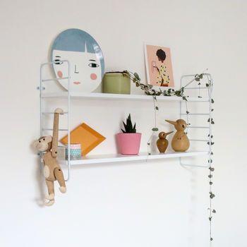 Scandi Style Wall Shelves In 2020 Wall Shelves Shelves Scandi Style