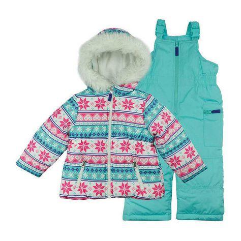 9d11ff358 Carter's Heavyweight Snow Suit-Baby Girls