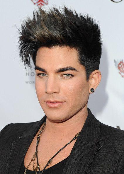 Adam Lambert Photos Photos Logo S Newnownext Awards 2012 Red