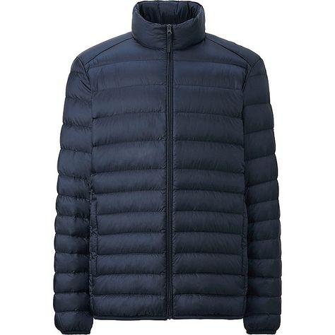 Men ultra light down jacket | Uniqlo jackets, Jackets, Mens
