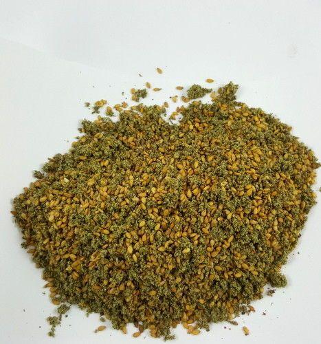 Zaatar Zatar Thyme Mix Spice Ground Palestinian 1st Class Healthy 100g 3 52 Oz Homemade Zaatar Spice How To Dry Basil Zaatar