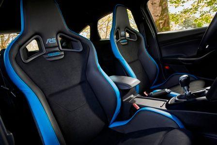 Ford Focus Rs 2016 2018 Ford Focus Focus Rs Ford Focus Rs Interior