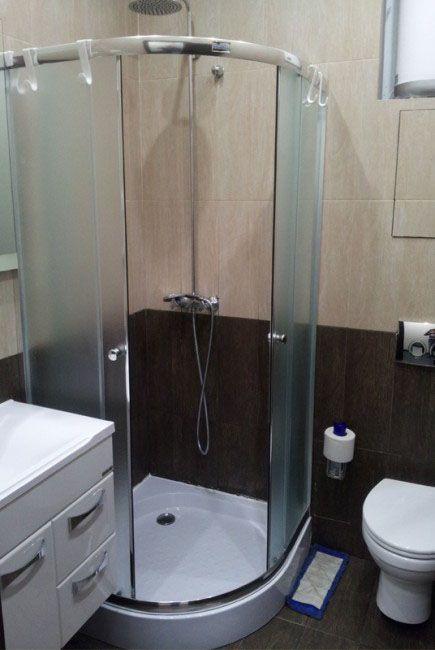 łazienka W Normalnym Mieszkaniu Przykłady Projektu łazienki