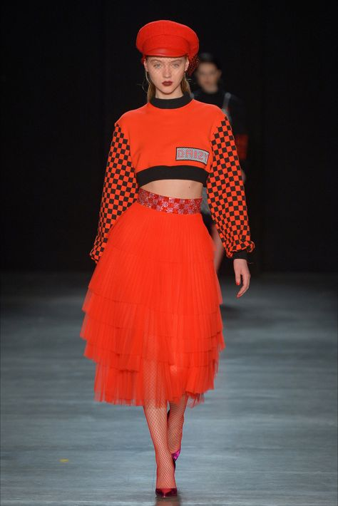 Daizy Shely Milano - Collections Fall Winter 2018-19 - Shows - Vogue.it