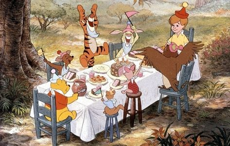 Which Winnie the Pooh Character Are You? | Quiz
