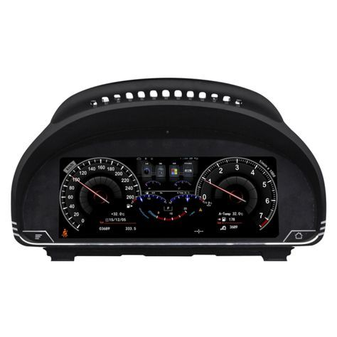 10 25 Android Lcd Instrument Dashboard Replacement Entertainment System For Bmw 5 Series F10 2013 2014 2015 2016 2017 Bmw 5 Series Entertainment System Bmw