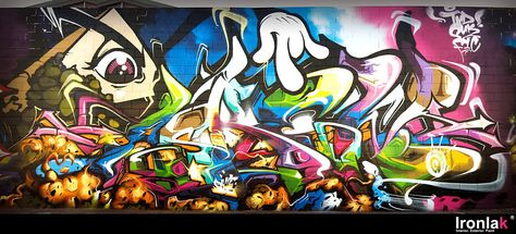 Top 5 Graffuri Uimitoare  Ce credeti despre graffurile de mai sus?  http://graffitialphabet.eu/top-5-graffuri-uimitoare/