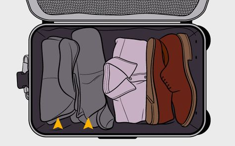 How To Pack A Suit Without Garment Bag Travel Ng