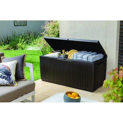 10 Charming Diy Outdoor Storage Ideas Outdoor Deck Storage Box Deck Box Storage Outdoor Garden Storage