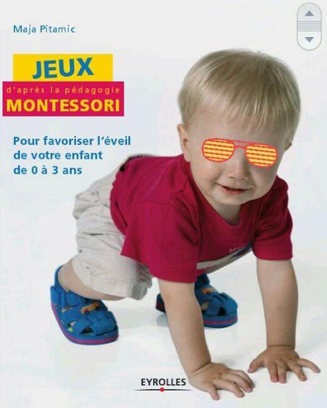 Super PDF] Livret d'Activités Montessori pour pour les 12-18 mois  EB01