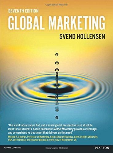 Global Marketing (7th Edition) - Default