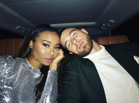 Travis Kelce and Kayla Nicole 💜 Gorgeous interracial couple Couple Goals Relationships, Couple Relationship, Cute Relationship Goals, Interacial Love, Interacial Couples, Interacial Families, Biracial Couples, Black Woman White Man, White Boys