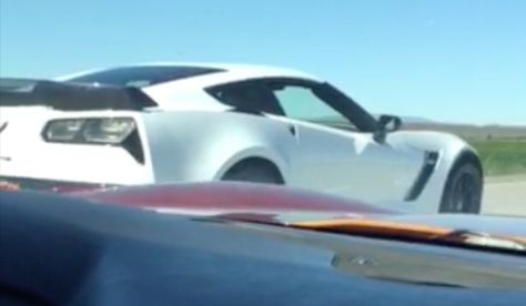 C7 Z06 Vs Bolt On C6 Z06 Corvette Street Strike Corvette