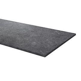 plan de travail stratifie decor beton