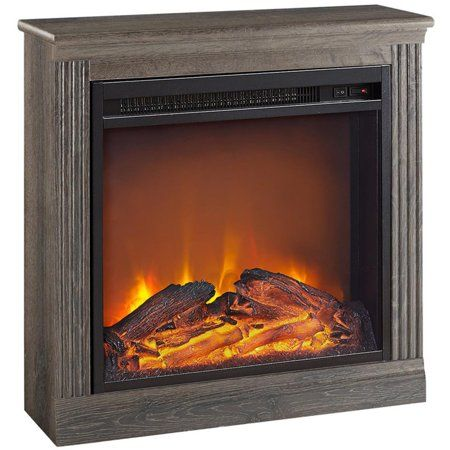 Ameriwood Home Bruxton Electric Fireplace Multiple Colors Image 3 Of 11 Electric Fireplace Fireplace Simple