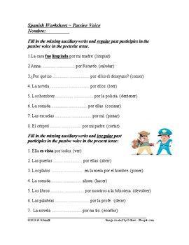34++ Worksheet preterite tense answer key For Free