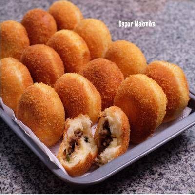 Roti Goreng Terenak Yg Pernah Sy Makan Makanan Resep Resep Roti