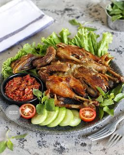 Resep Masakan Nusantara Ayam Goreng Kalasan Di 2020 Resep Masakan Ayam Goreng Makanan