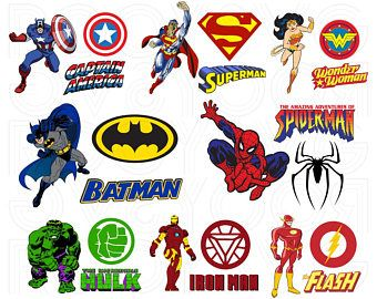 Superheroes Svg Superhero Eps Superhero Logo Svg Superhero Logo Clipart Super Hero Svg Cameo Files Svg Logo Clipart Cricut Projects Svg Files For Cricut