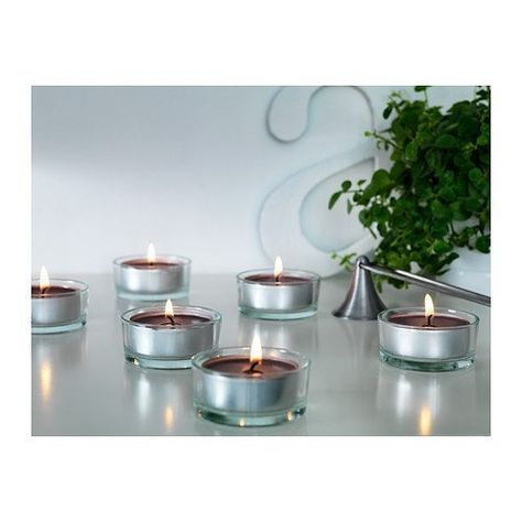 IKEA SINNLIG Scented tealight, Calming
