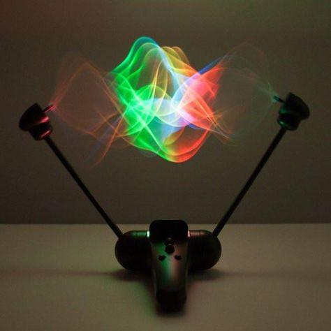 It 3D Light Show