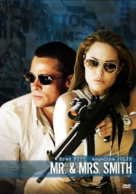 Mr Mrs Smith Poster Id 739369 Mr And Mrs Smith Mr And Miss Smith Full Movies
