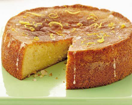 Eggless almond meal cake recipe