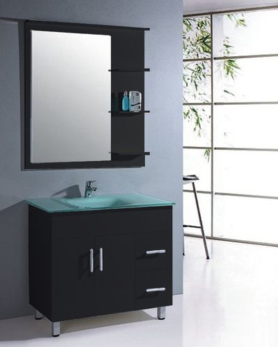 Clearwater 36 Espresso Bathroom Vanity Vanity 36 Bathroom