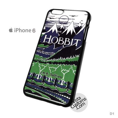 The Hobbit Jrr Tolkien New Hot Phone Case For Apple, iPhone, iPad, iPod, Samsung Galaxy, Htc, Blackberry Case