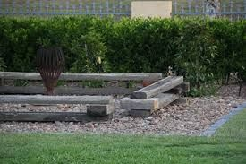 Image Result For Sleeper Letterbox Concrete Sleeper Retaining Walls Recycle Timber Concrete Sleepers