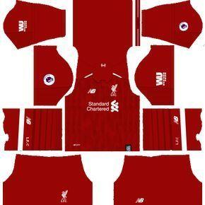 Dream League Soccer Kits Liverpool 2018 2019 Season 512x512 Url Soccer Kits Soccer Drills For Kids Iran National Football Team