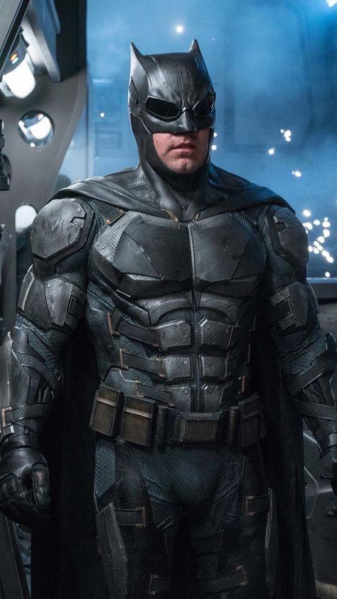 Film Review: Justice League — Strange Harbors