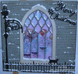 pamscrafts: Gothic Window