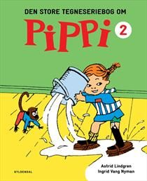Den store tegneseriebog om Pippi 2