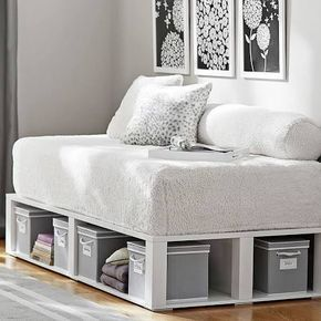 Twin Bed With Storage Underneath Google Search Daybed Mattress