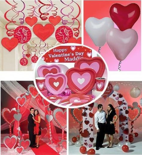 List Of Pinterest Valentines Day Decorations Party Schools Pictures