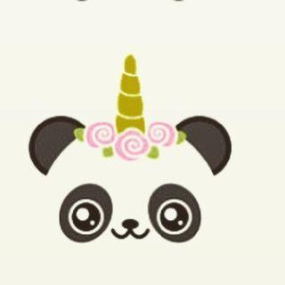 Cute Pandacorn Crafts Crafts For Kids Cute