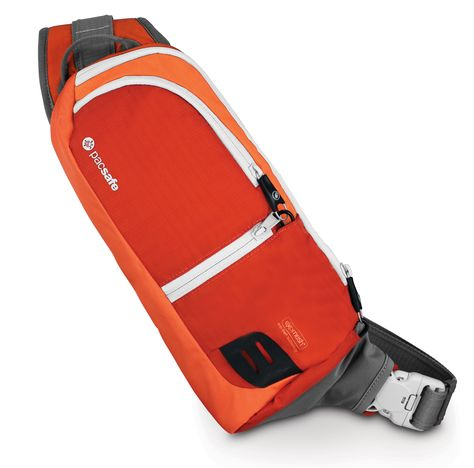 Bright colours are in! The Venturesafe 150 GII in Sunset Red!