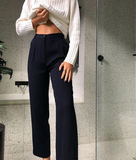 29 Inch Waist  Size 6  BLACK VELVET TROUSERS silk wide leg flowing pants woman Vintage holiday classic
