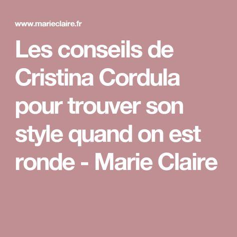 Mettre ses formes en valeur   les conseils de Cristina Cordula ... 68695e8d213