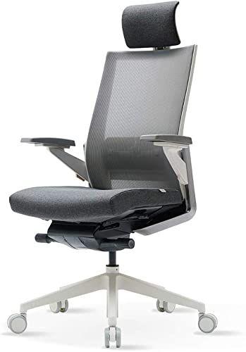Amazing Offer On Sidiz T80 Highly Adjustable Ergonomic Office Chair Tn800hlda German Ultimate Sync Mechanism Extreme Comfort Headrest Ventilated Mesh Back In 2020 Ergonomic Office Chair Ergonomic Office Lumbar Support