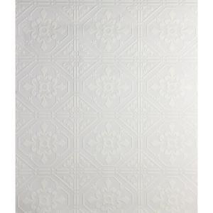 Nuwallpaper Dandelion Grey Vinyl Strippable Wallpaper Covers 30 75 Sq Ft Nu1651 The Home Depot Nuwallpaper Home Decor Bathroom Wallpaper