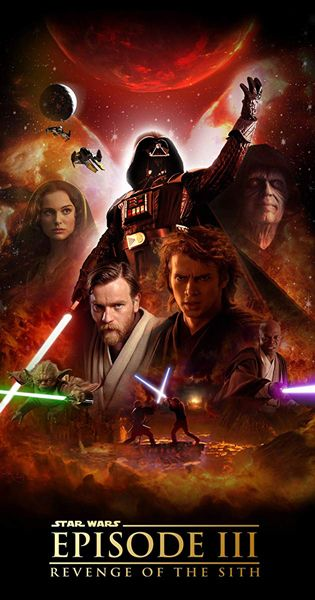 Anakin Is Denied The Rank Of Master Scene From Star Wars Episode 3 Revenge Of The Sith Movie Star Star Wars Movies Posters Star Wars Episodes Star Wars Movie