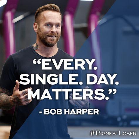 Bob knows best. #BiggestLoser #Fitness #Inspiration #BobHarper